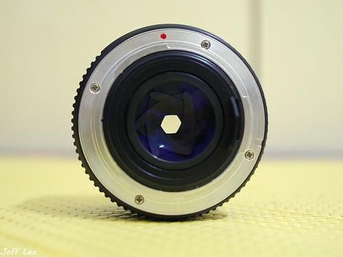 鳳凰光學? 50mm f1.7入手