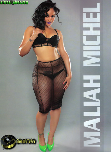 Maliah Michel Originators Magazine Photo spread