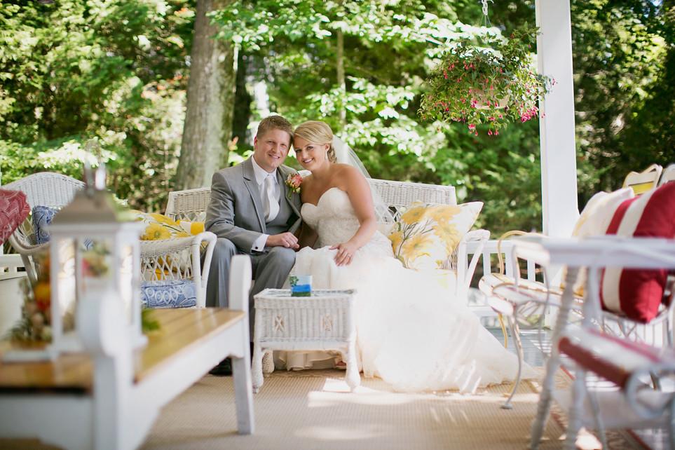 Harbor Springs Wedding