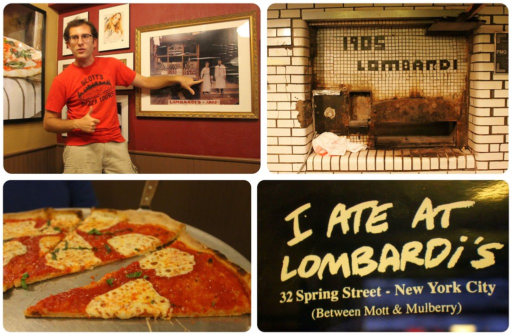 Lombardi's with Scott