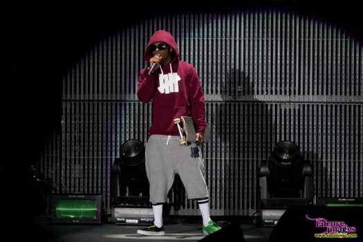 Lil Wayne Wheatland Concert Style
