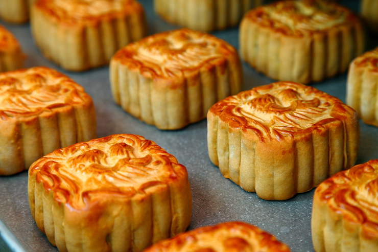 Baked-Mooncakes