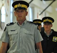 MAN IN A UNIFORM,RCMP,Regina,Canada