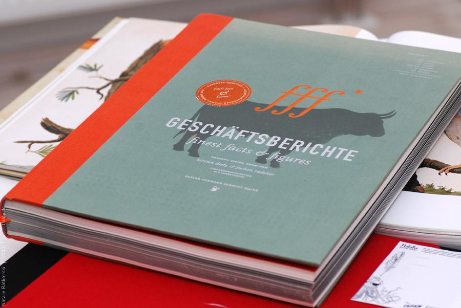 Geschäftsberichte - finest facts & figures. Konzept - Design - Know-how