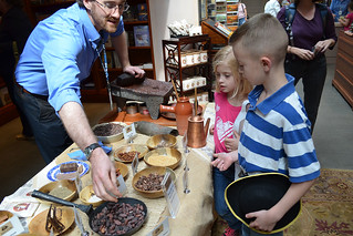 Historic Chocolate Making Demonstration