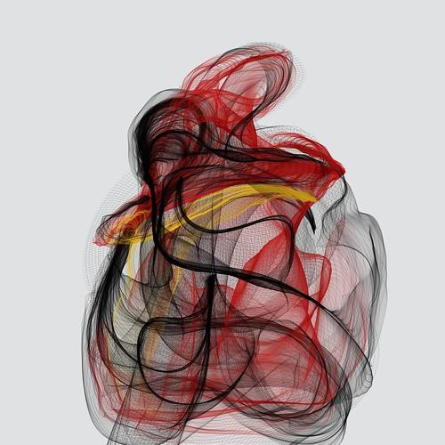 """""""Anatomía de un pulmón"""" by Mirta Noemí Cameán"""