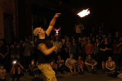 First Fridays, The Carnival of 5 Fires at Gallery 5
