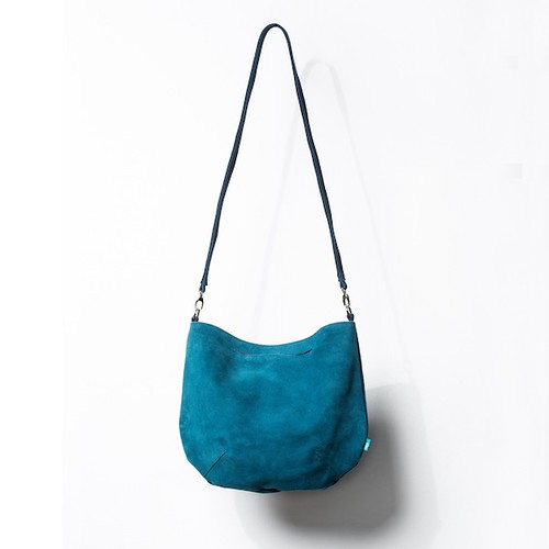 Satchel Bag - Turquoise - 001a