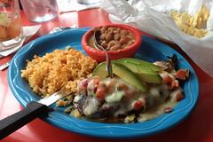 San Antonio - Cafe Ole Chicken Acapulco