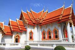 Wat Benchama Bophit - Bangkok - Thaïlande