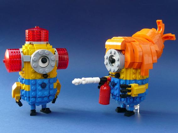 couple of minions