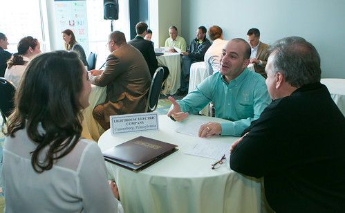 Student Interviews at NECA 2013 D.C.