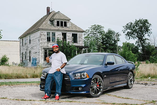America trip Desmond Louw TopGear Dodge Charger 13