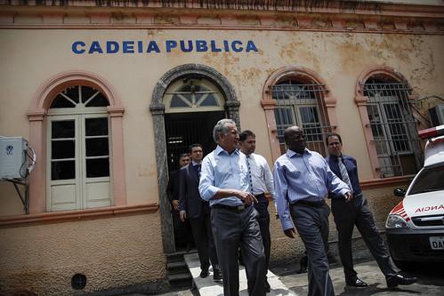 Presidente do CNJ diz que sistema prisional no Amazonas exige medidas urgentes