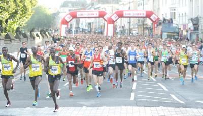Jak se běhá v Cardiffu