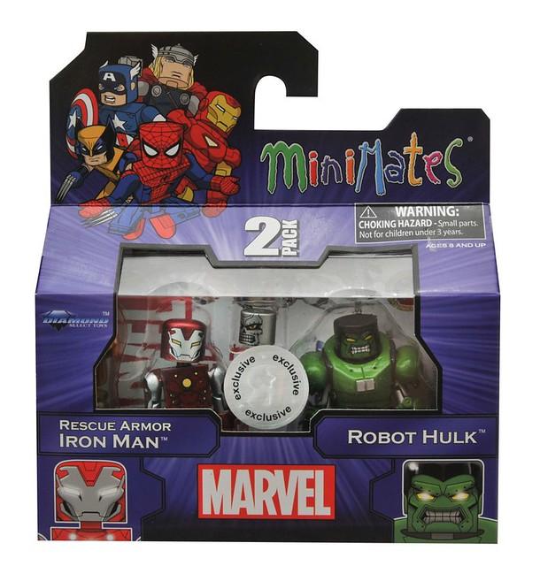 Marvel-Minimates-Toys-R-Us-Series-17-Rescue-Armor-Iron-Man-Robot-Hulk
