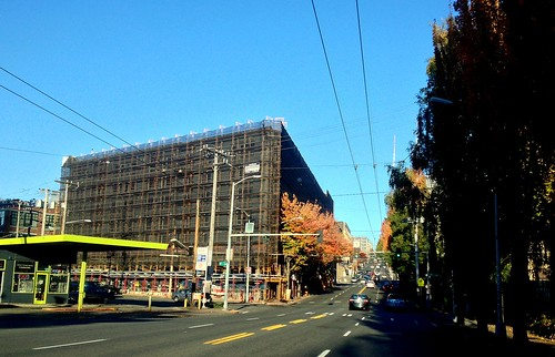 New Development in Seattle's Capitol Hill:  Viva Apartments