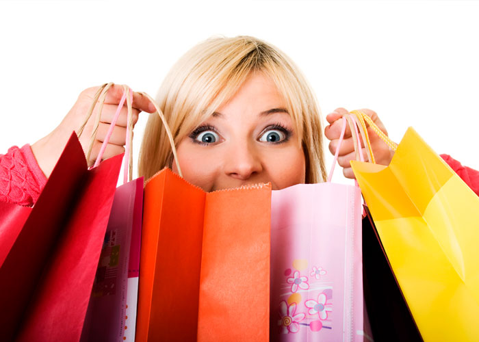 Apodos para mujeres gastadoras