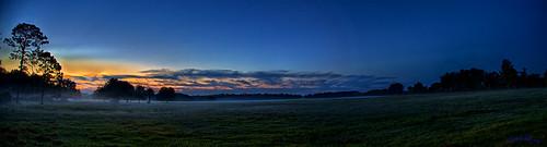 panorama sun fog sunrise orlando florida foggy orangesun ef1735mm canon6d orlandowetland shedraway