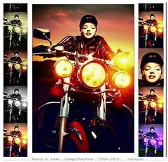 A biker's  dream - Der Traum vom Cruisen • Dream Cruise •  motorcycle •