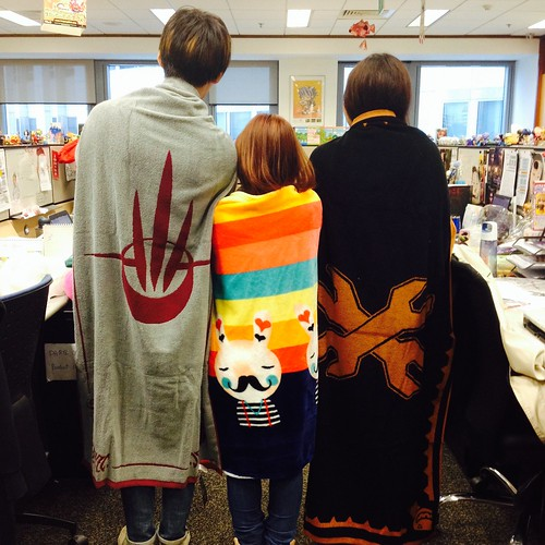Singapore Lifestyle Blog, nadnut,  Blizzard Blanket