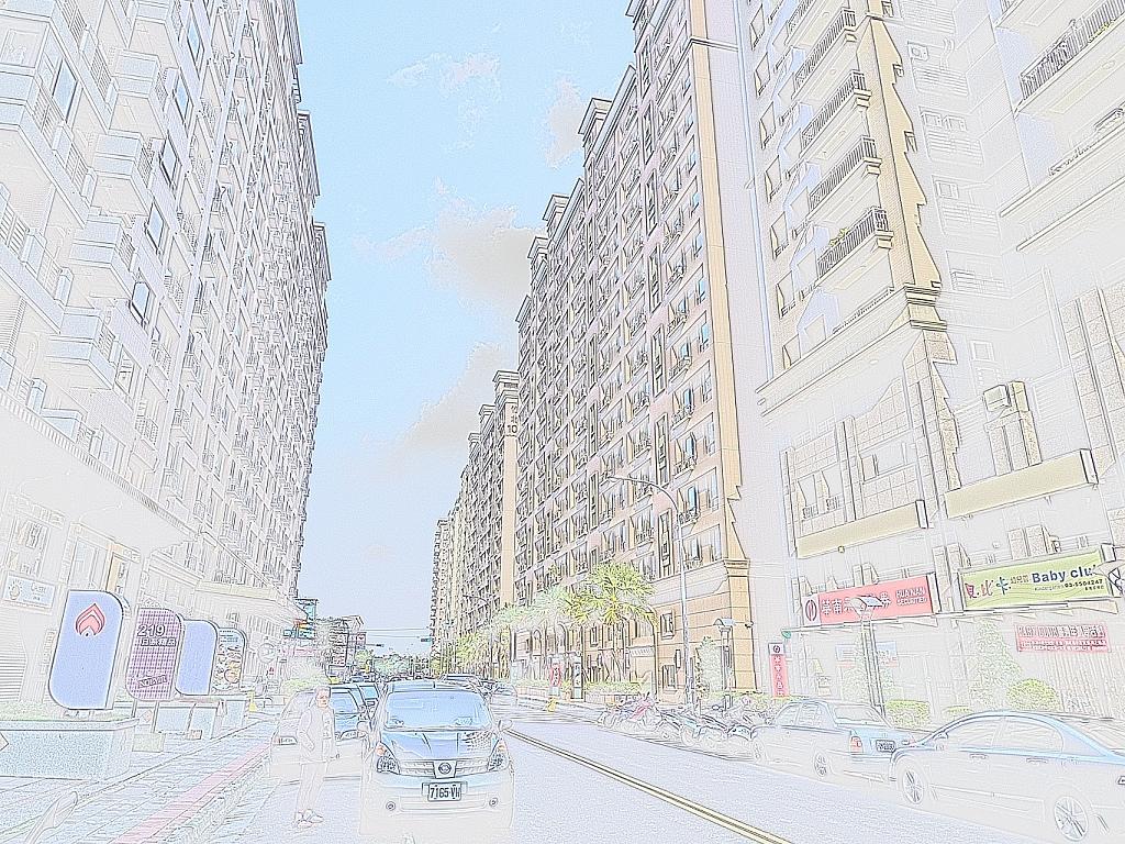 小七的城市探險記