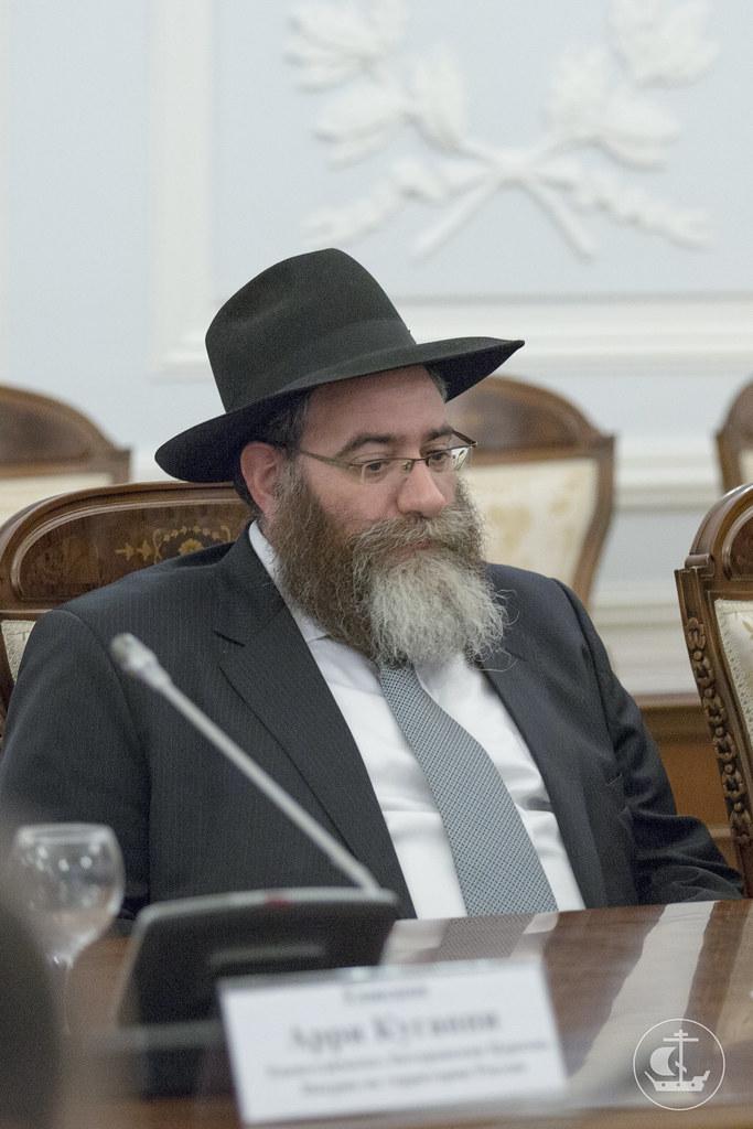 4 ноября 2013, Встреча губернатора с главами и представителями религиозных организаций Санкт-Петербурга
