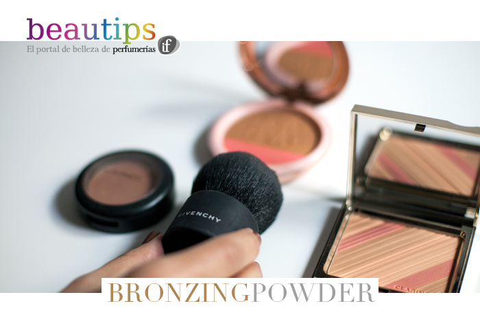 beautips barbara crespo video tutorials tips make up bronzing powder