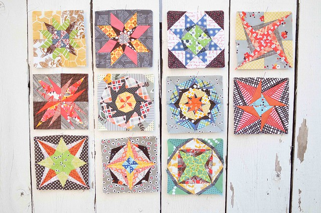 Lucky Stars Blocks Jan - Nov