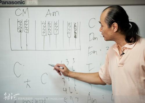 2013.11.09作品點評會@銀河音樂沙龍