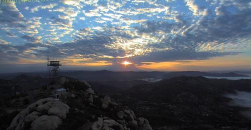 view peak east lyons hpwren sandiegocountycalifornialyons viewhpwrensandiegocountycalifornia