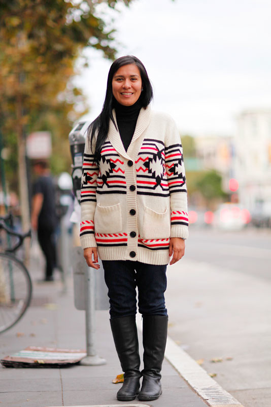 monica_val street style, street fashion, women, Valencia Street, San Francisco, Quick Shots