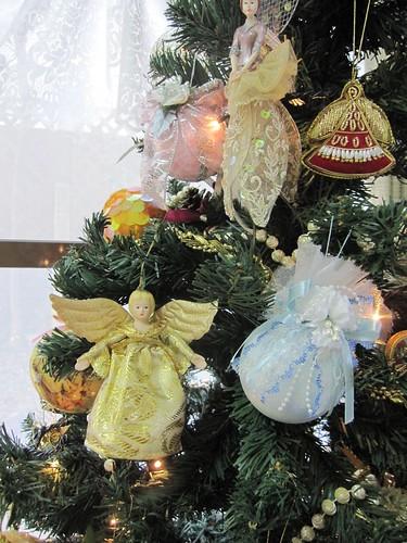 クリスマスツリー一部② by Poran111