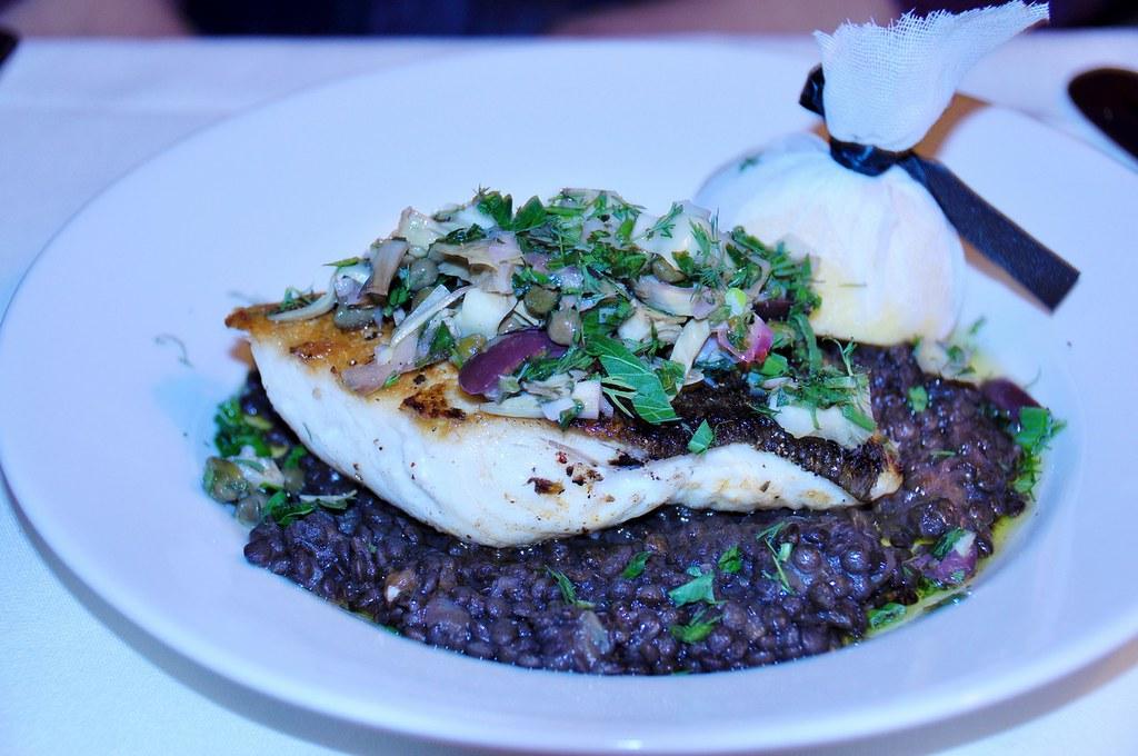 Kokkari Estiatorio Greek Restaurant San Francisco Financial District