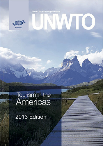 Tourism in the Americas 2013 @unwto