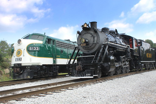 Southern Locomotives: Old and Older