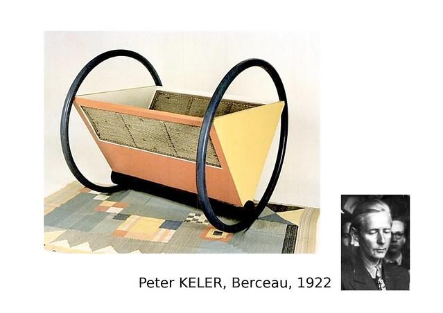 01. KELER Peter, Berceau, 1022