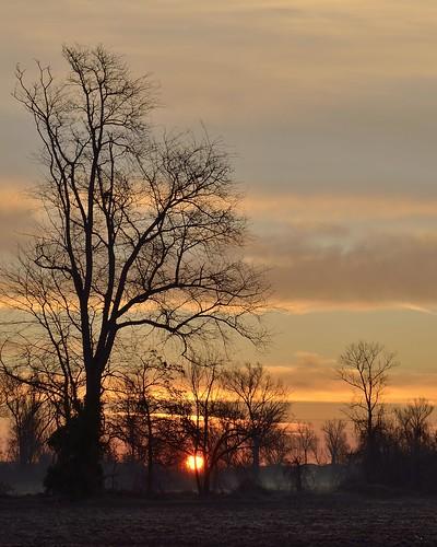 sky clouds sunrise countryside alba vignate pianurapadana retenate