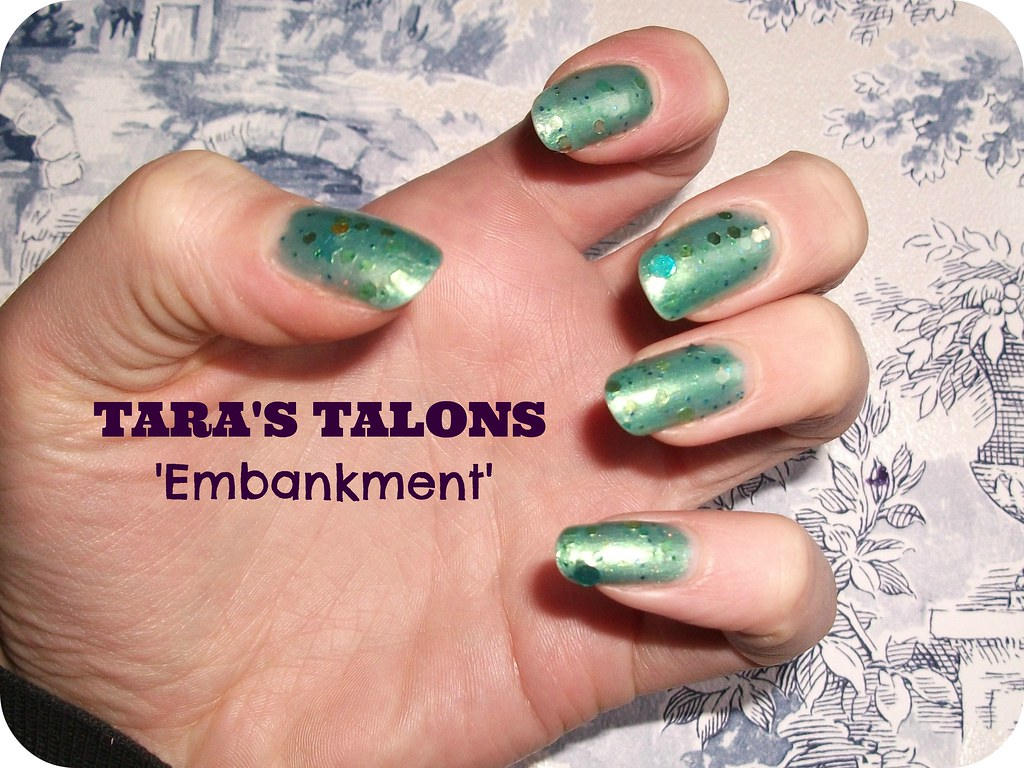 Tara's Talons Embankment NOTD