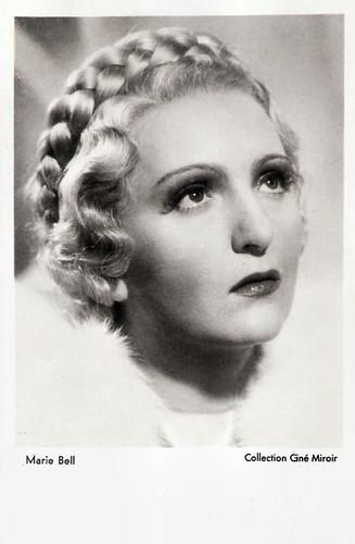 Marie Bell