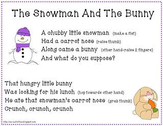Snowman-bunny