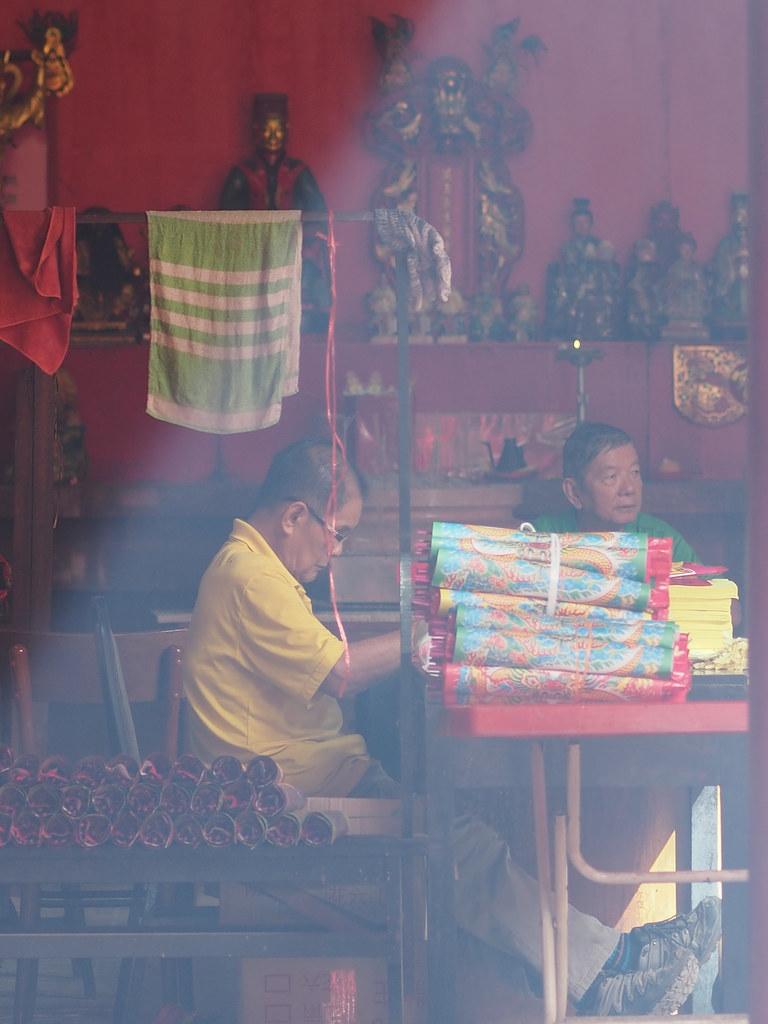 Guandi Temple, China Town KL