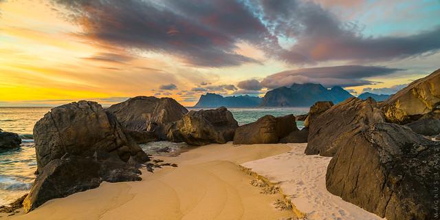 Magnus Larsson - Lofoten Sunset