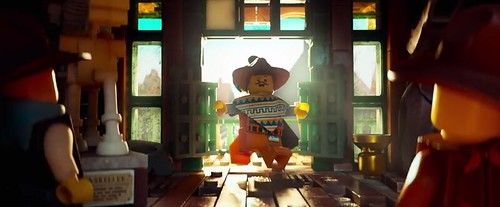The LEGO Movie Western Emmet