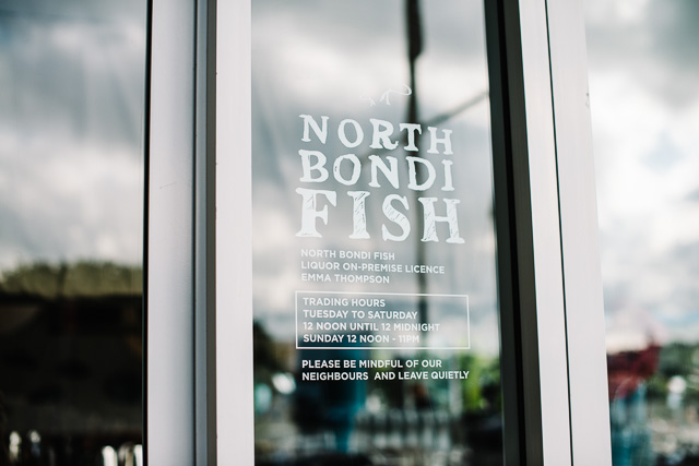 North Bondi Fish, Bondi
