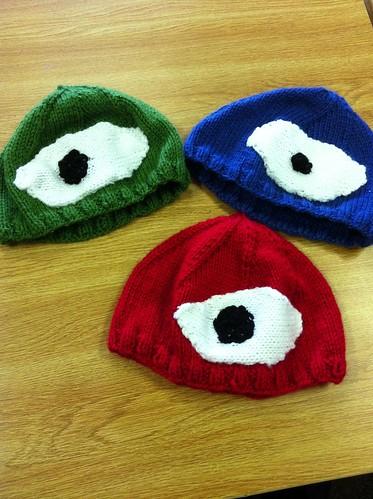 Cyclops hats, 2014