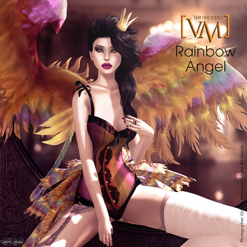[VM]  VERO MODERO  Rainbow Angel