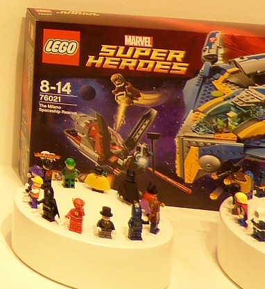 LEGO Guardians of the Galaxy 76021