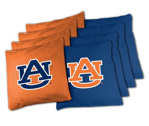 Auburn Tigers Cornhole Bags