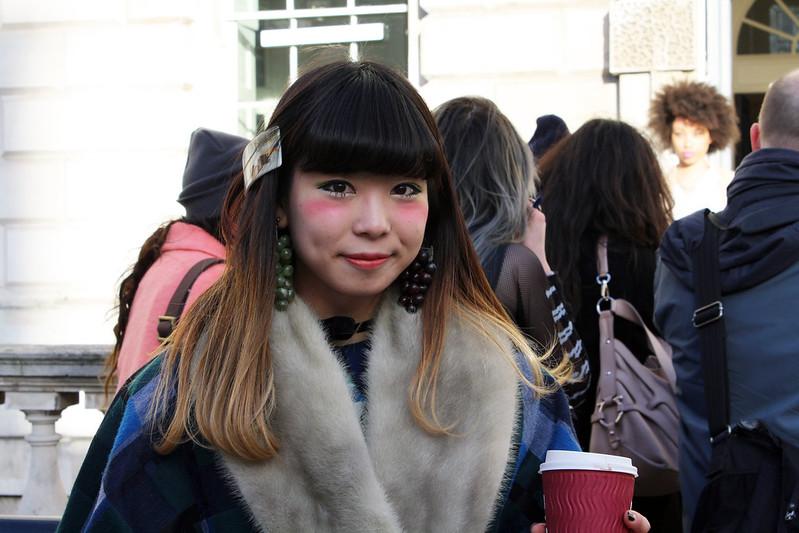 London Fashion Week AW 2014